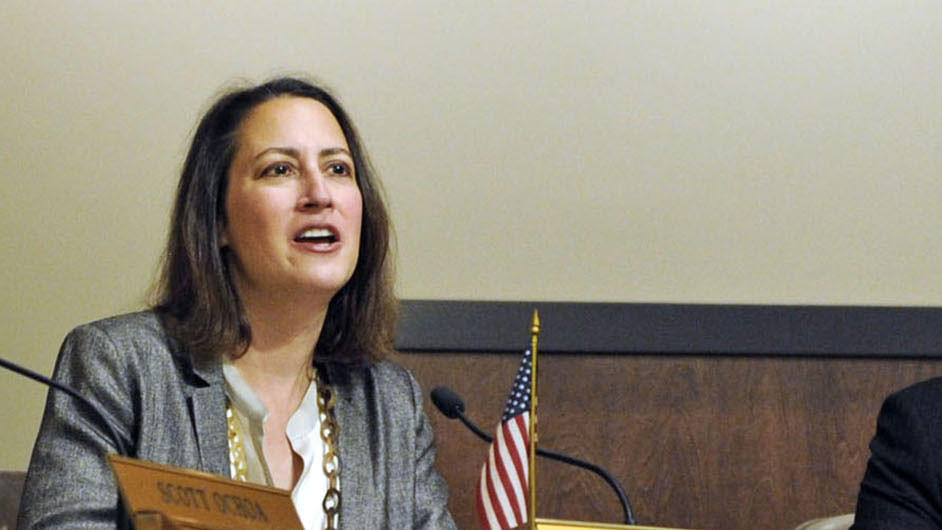 Glendale City Councilwoman Laura Friedman, seen in 2013, is running for an Assembly seat.