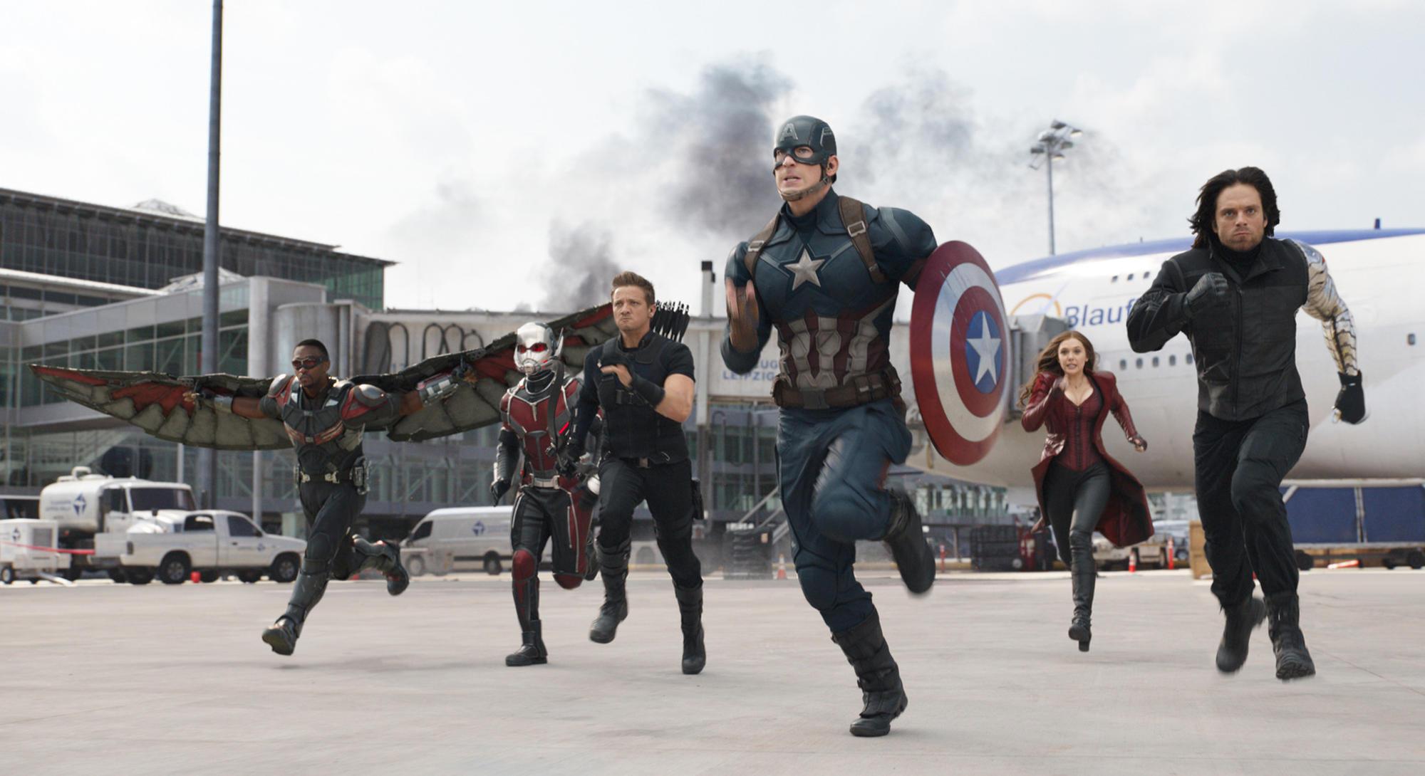'Captain America: Civil War,' minus the explosions, an ensemble drama like 'The Good Wife'?