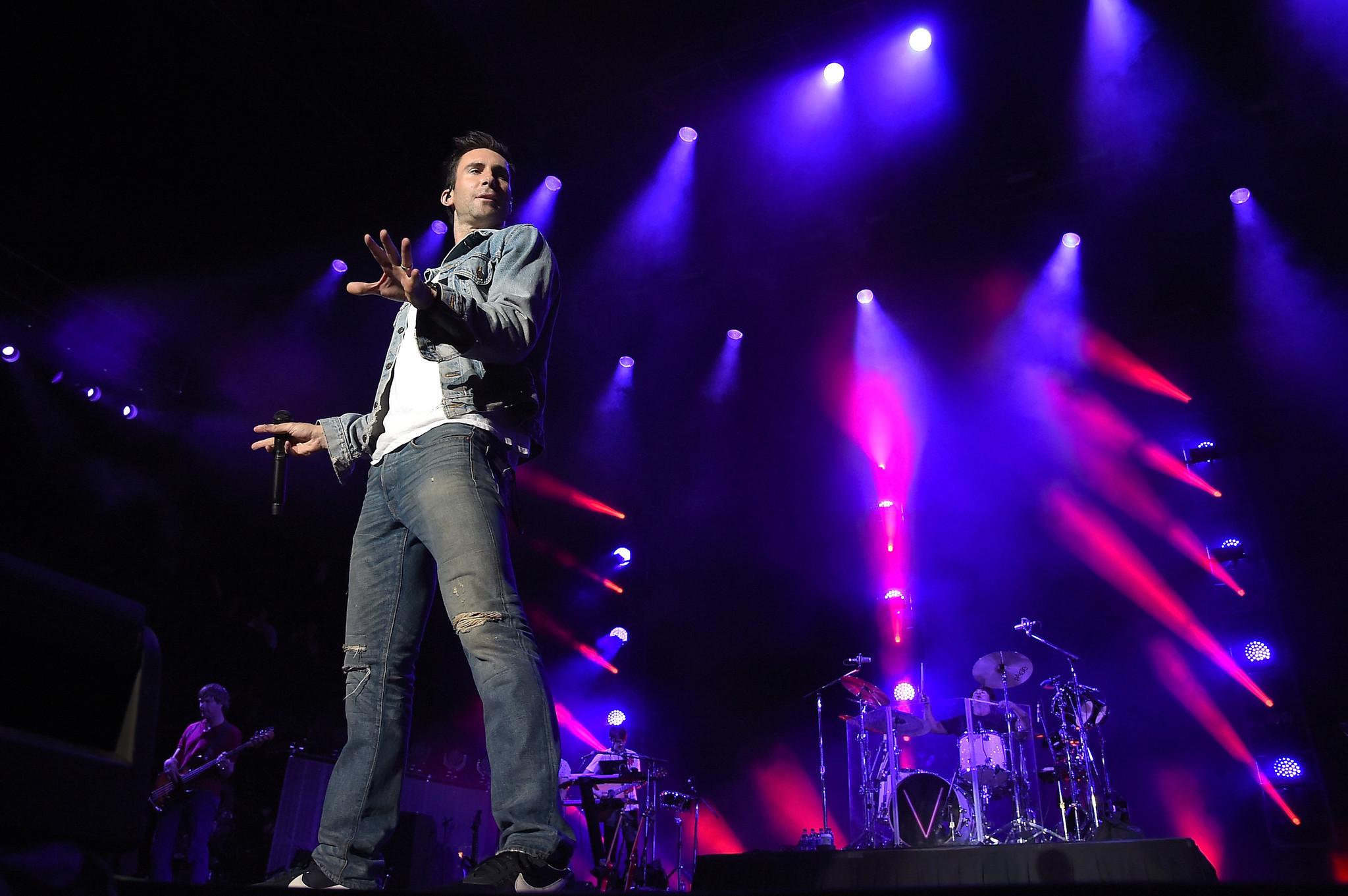 maroon 5 citing morality cancels north carolina concerts chicago tribune. Black Bedroom Furniture Sets. Home Design Ideas