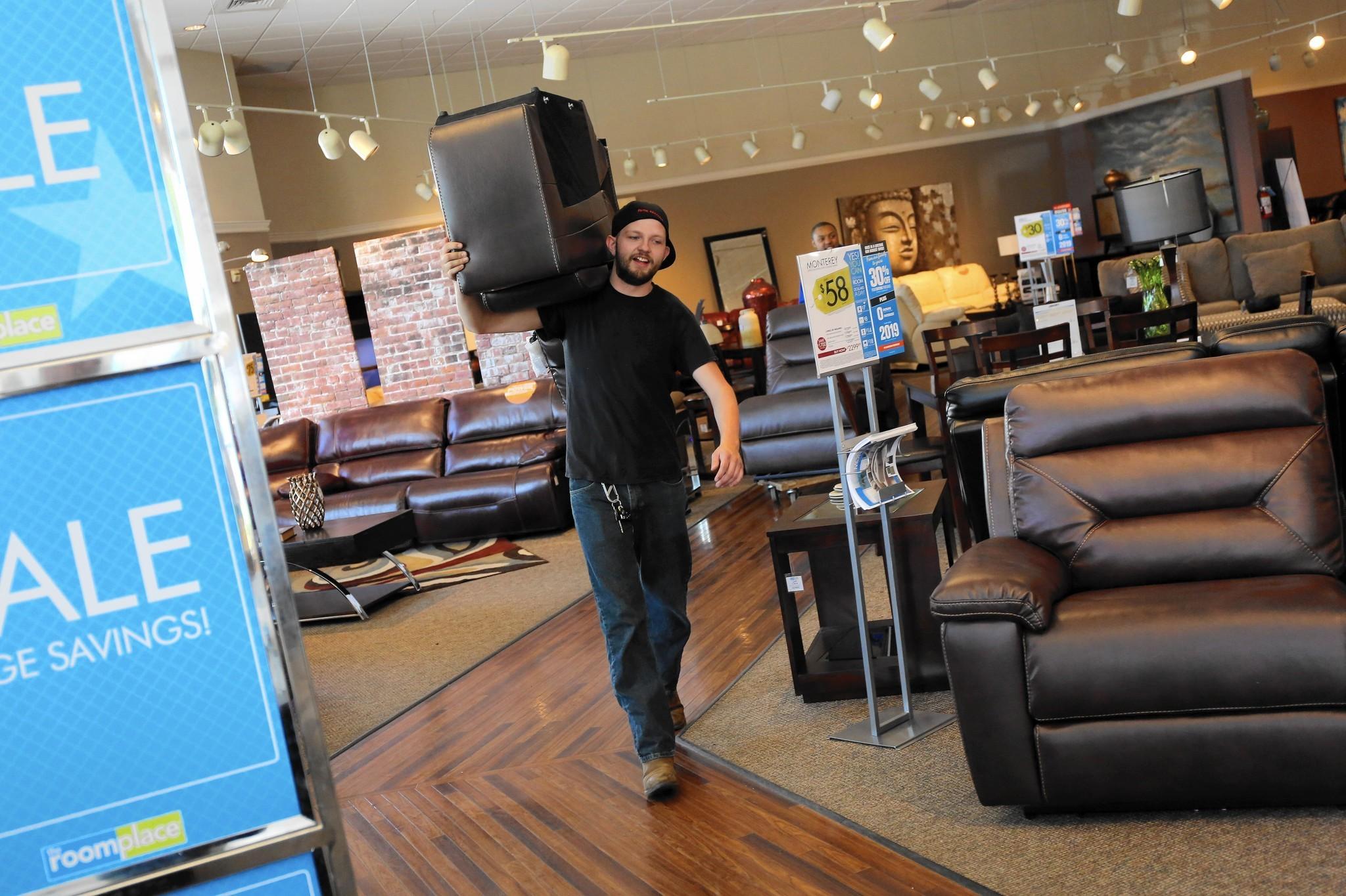 RoomPlace Rebuilding After Blaze Destroys Distribution Center   Chicago  Tribune