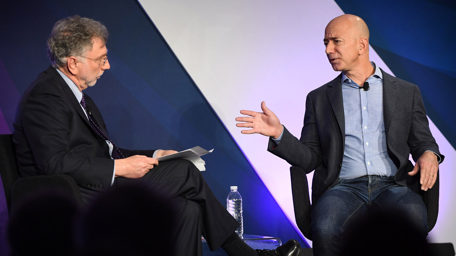 Amazon Ceo Jeffrey Bezos Privacy Security Debate Is Issue Of Our