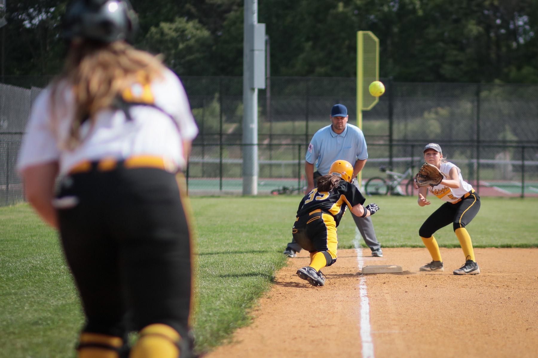 Softball regional champions: Mt. Hebron at Northeast High ...
