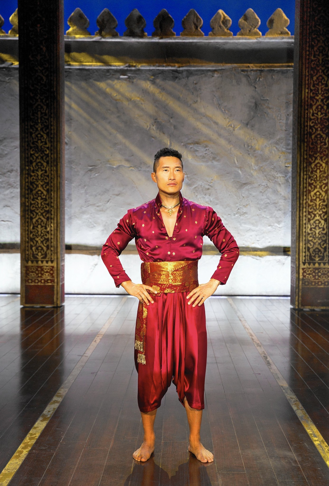 Broadway review: Daniel Dae Kim commands stage in 'The ...