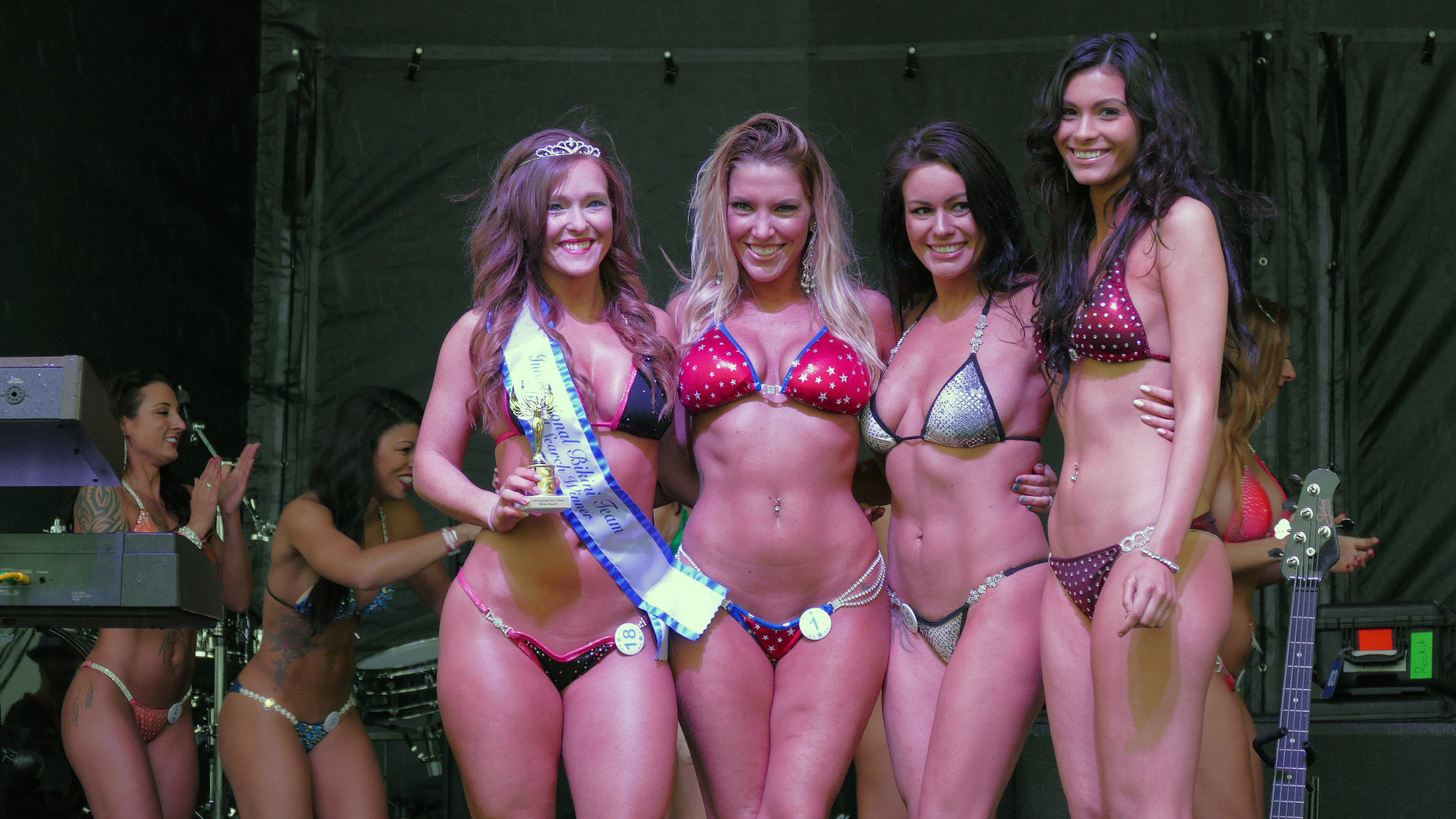 Bikini Contest Video 121