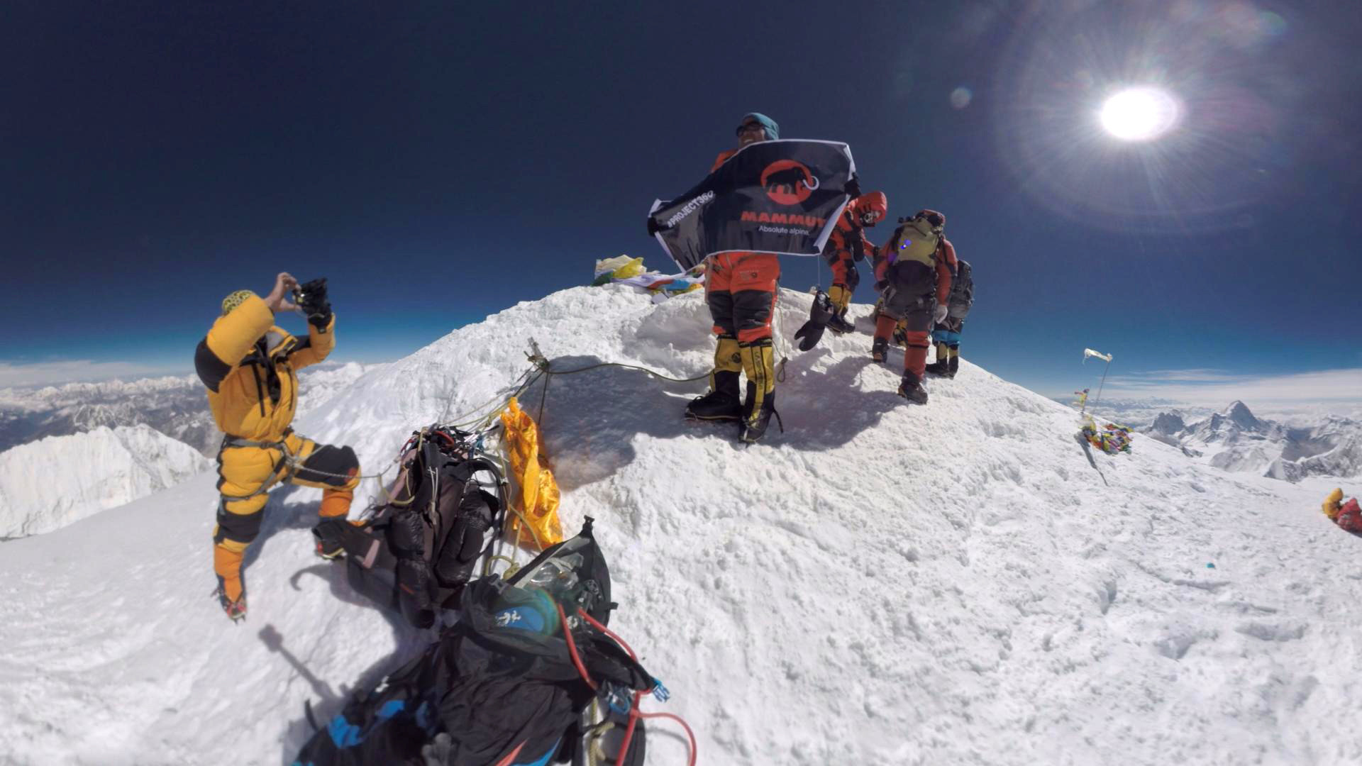 Indian climber becomes 3rd to die on Mount Everest 'man ...