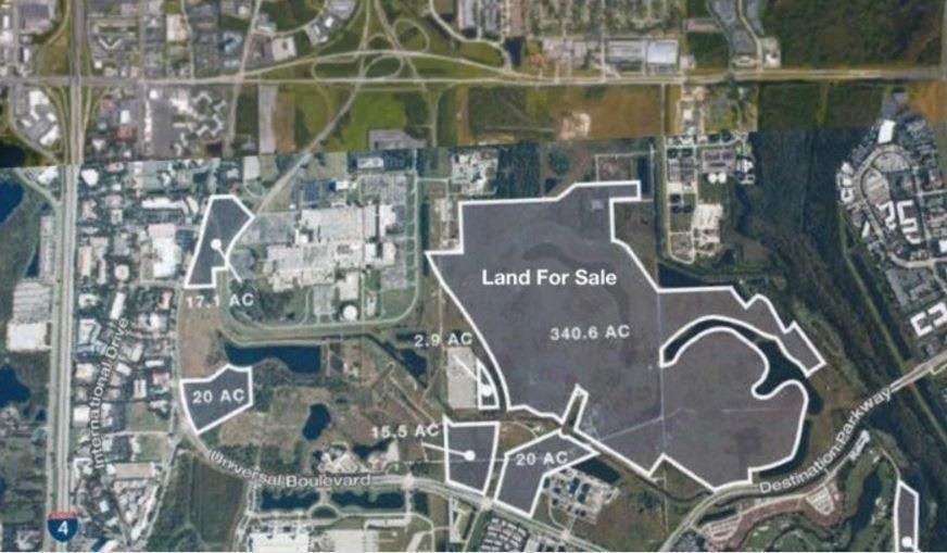 Universal Orange County Discuss Potential Theme Park Zone