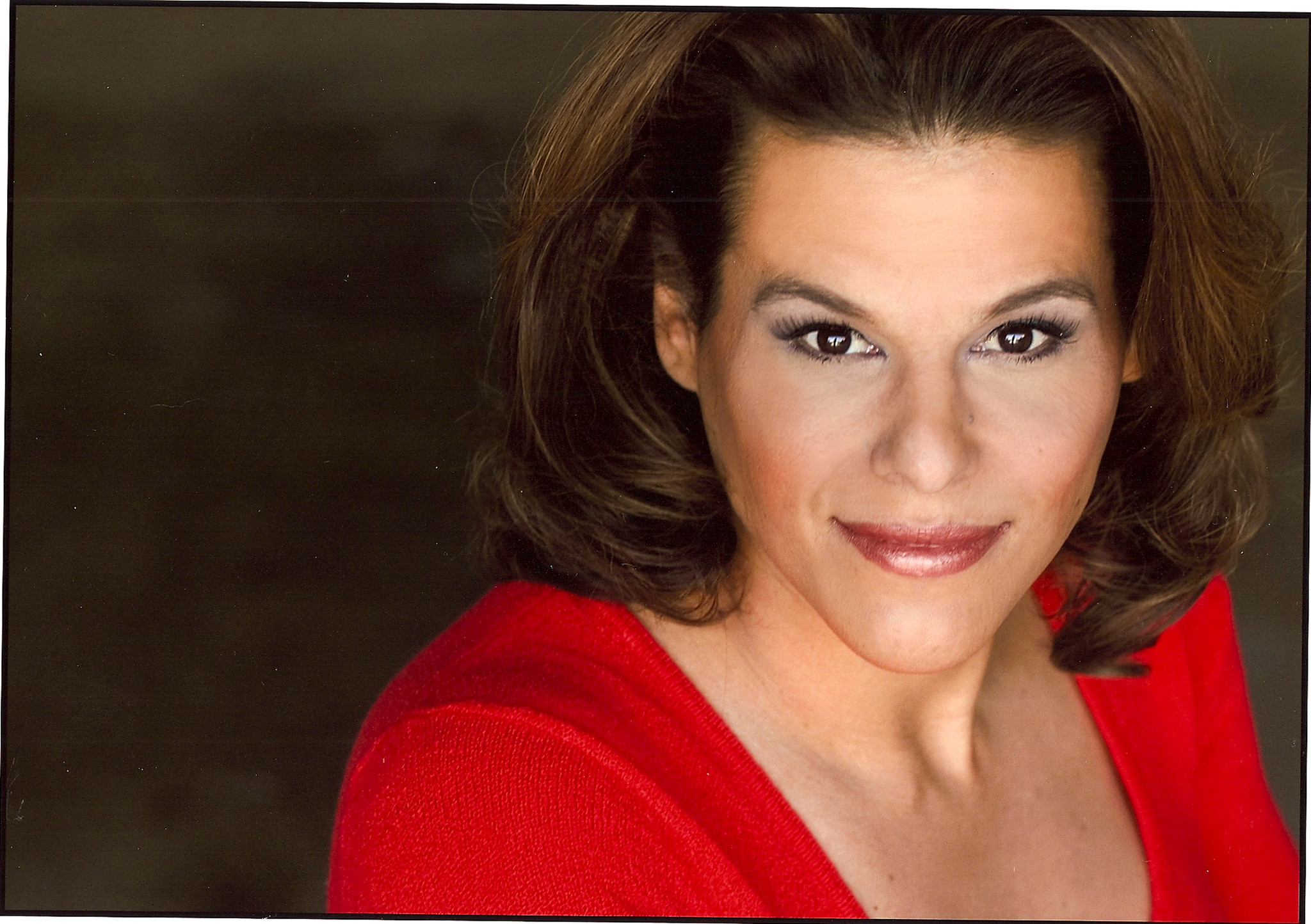 Actress Alexandra Billings.