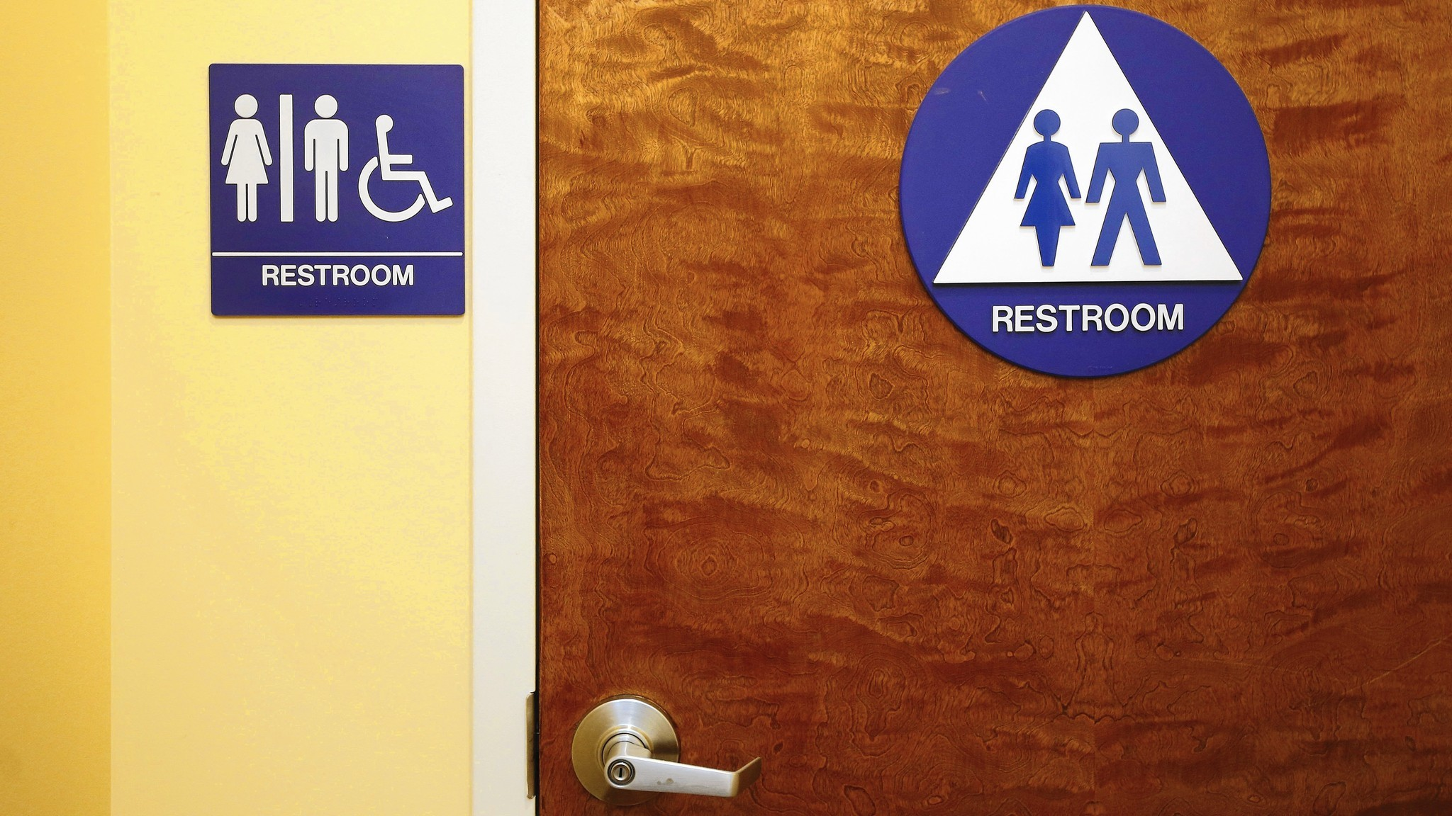 Public Restrooms And Dignity For All Chicago Tribune