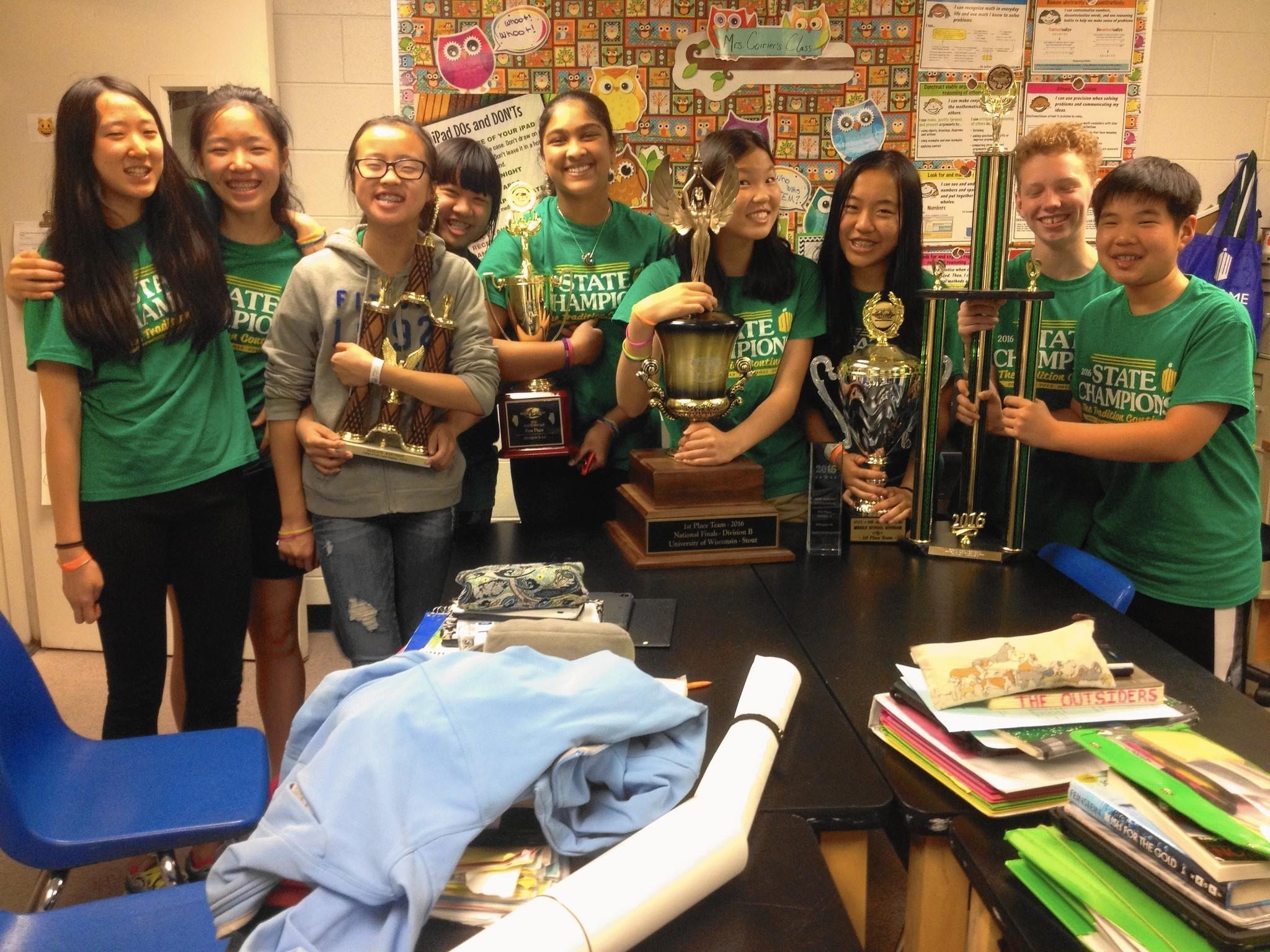 science olympiad wright daniel junior team