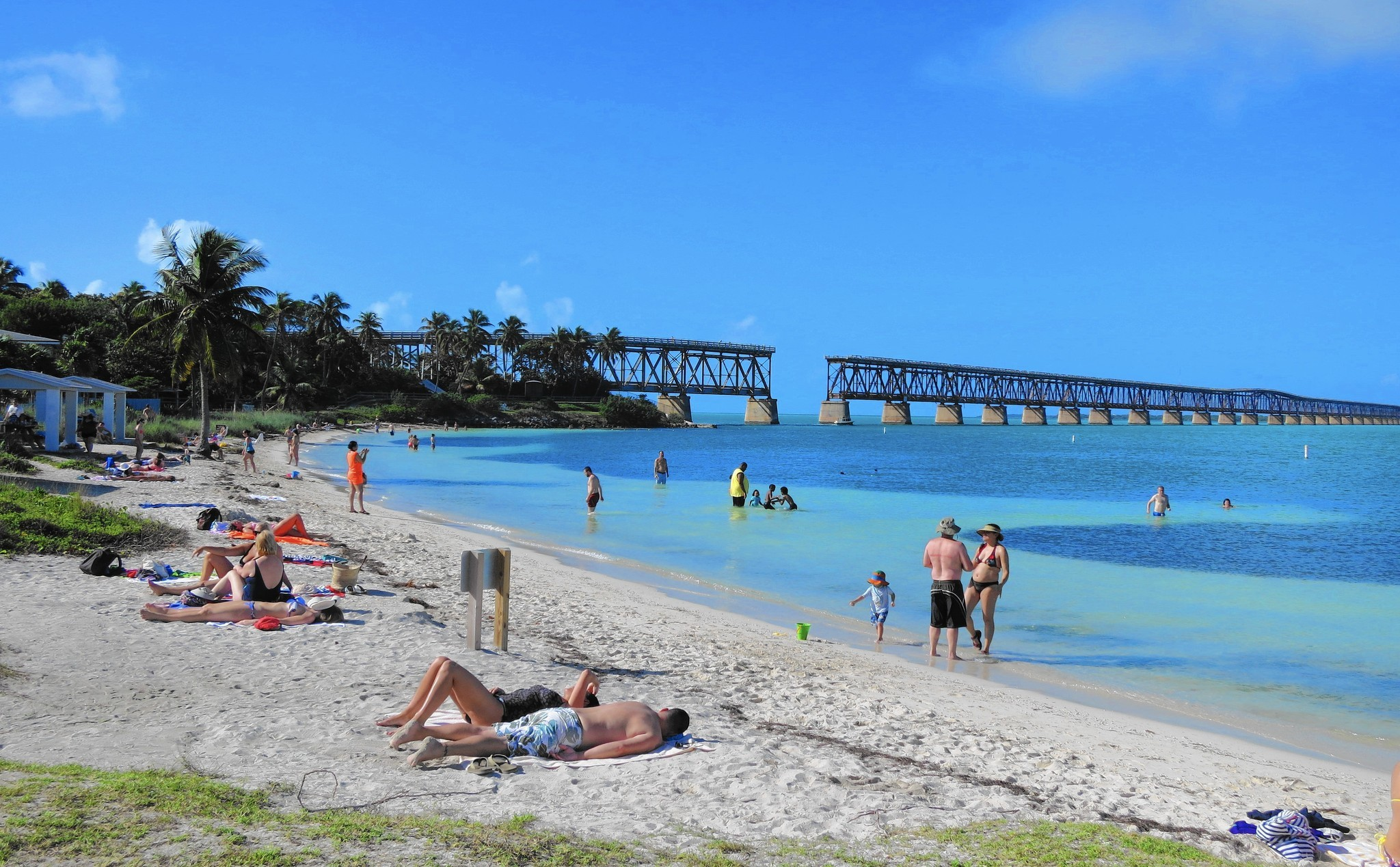 Map Of Florida Keys Beaches.The Best Beaches In The Florida Keys Sun Sentinel