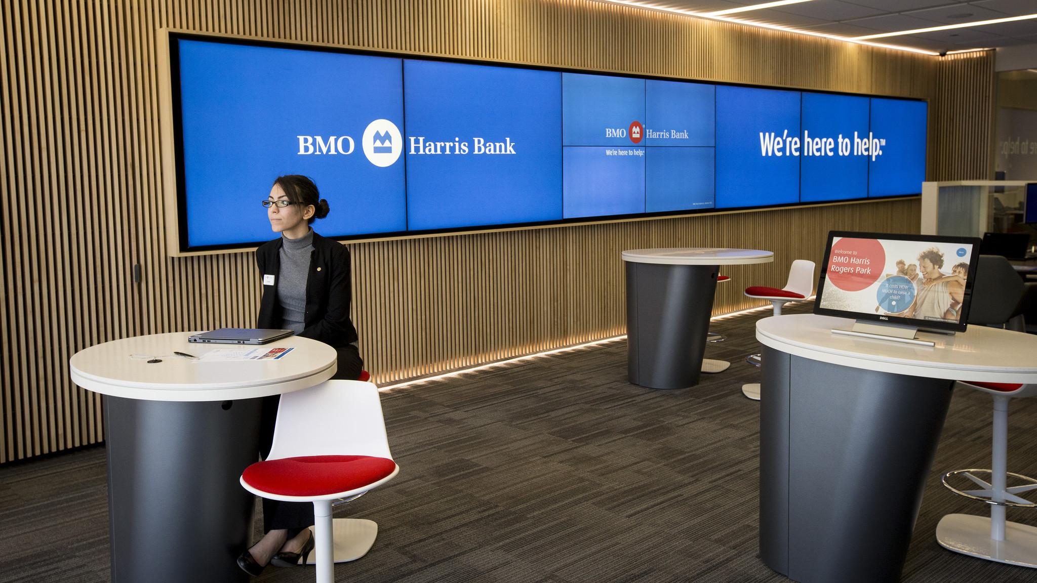Owner Of Bmo Harris Bank Announces Job Cuts Chicago Tribune