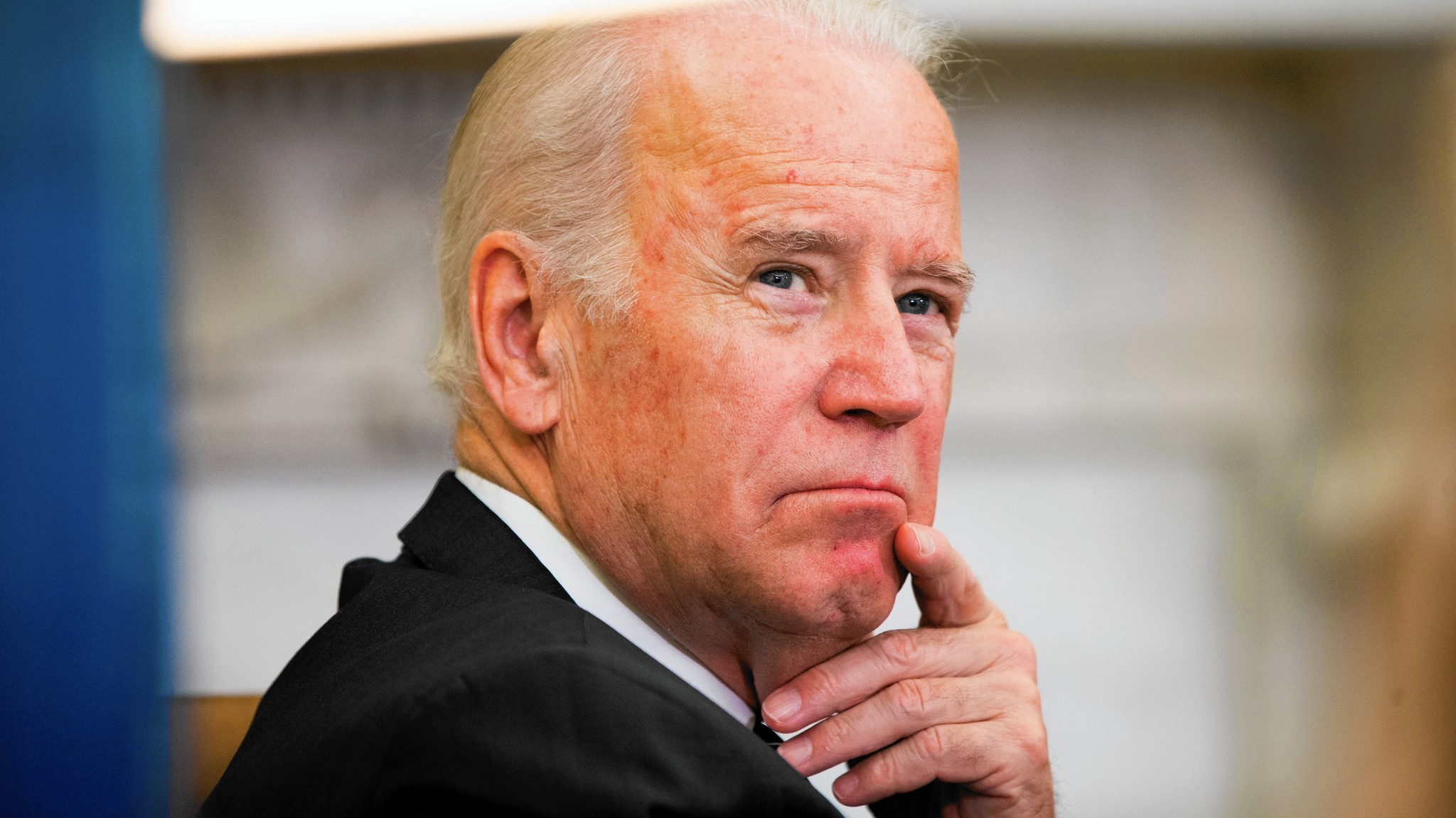 Joe Biden would be an excellent 'slip-in' candidate if ...