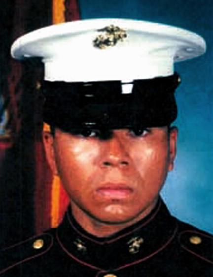 Marine Cpl. Jesus A. Gonzalez, 22, of Indio.