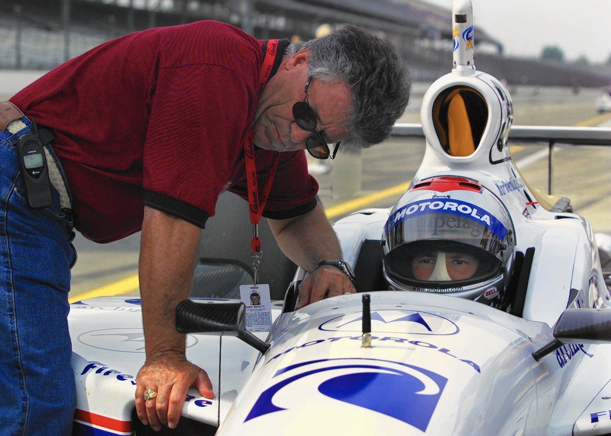 Andretti Family Curse At Indy 500 A Matter Of Perspective