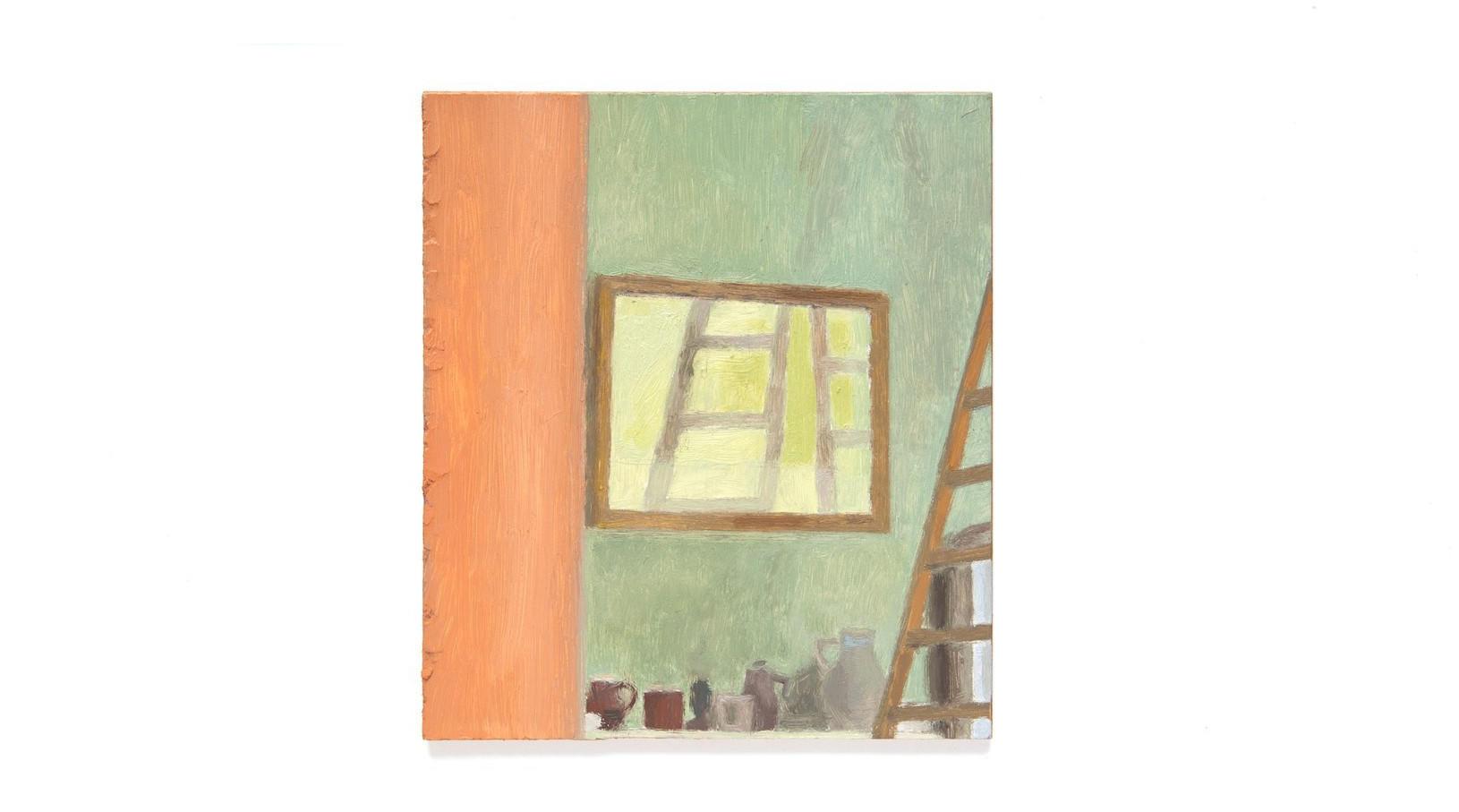 """Studio Corner (Cezanne)"" by Eleanor Ray at the Landing"