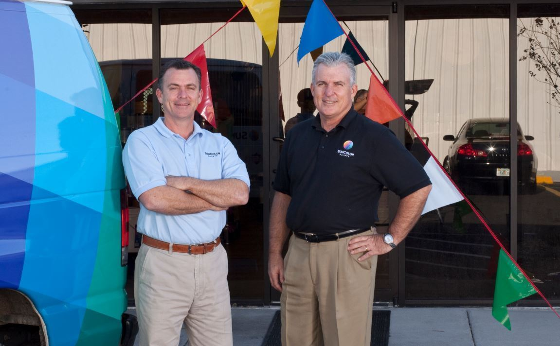 Color Wheel Family Expands New Orlando Paint Company