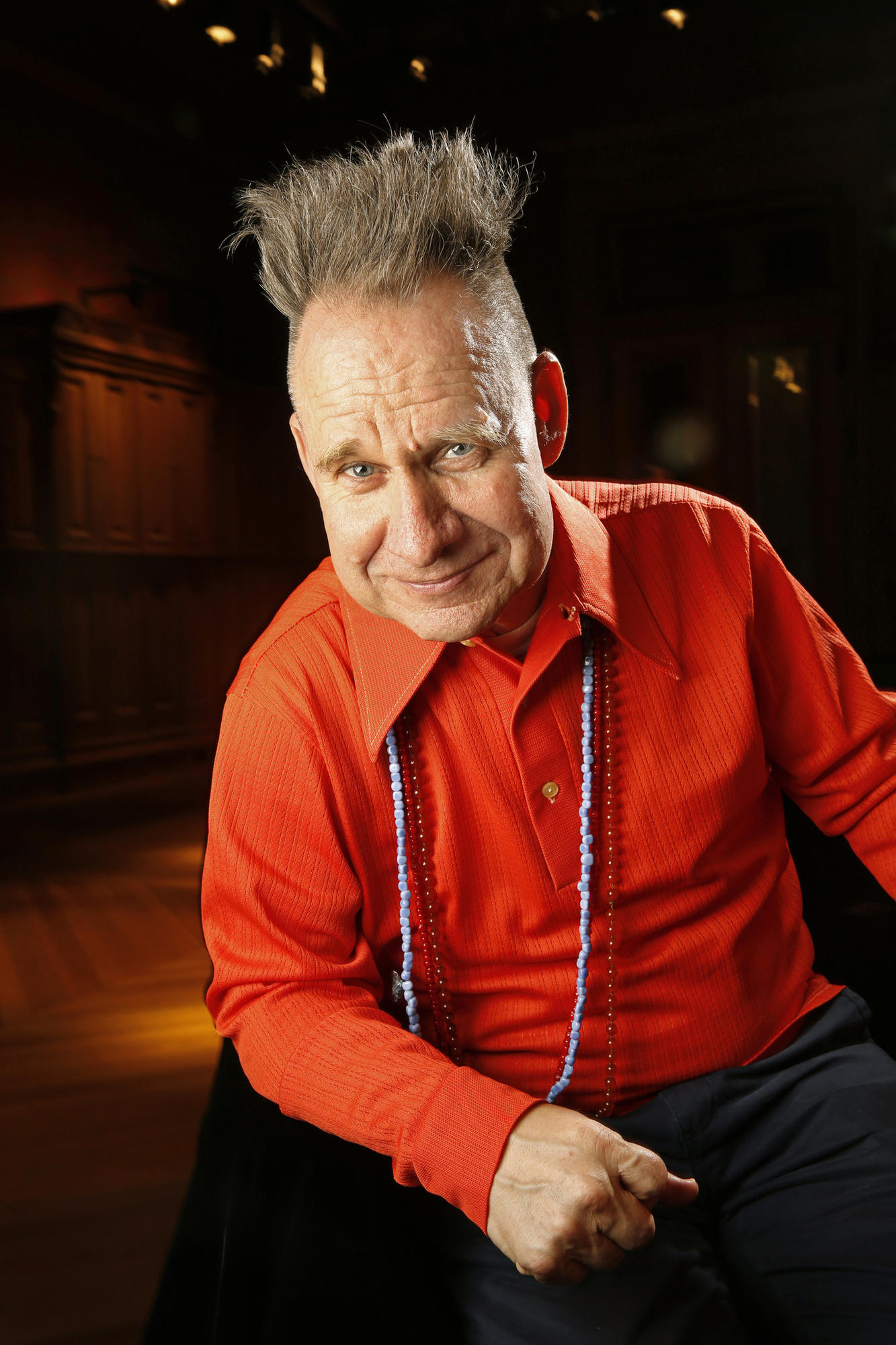 Beyond the Ojai festival, Peter Sellars is also serving as artist in residence for the Berlin Philharmonic and developing a new opera with John Adams about the California Gold Rush.