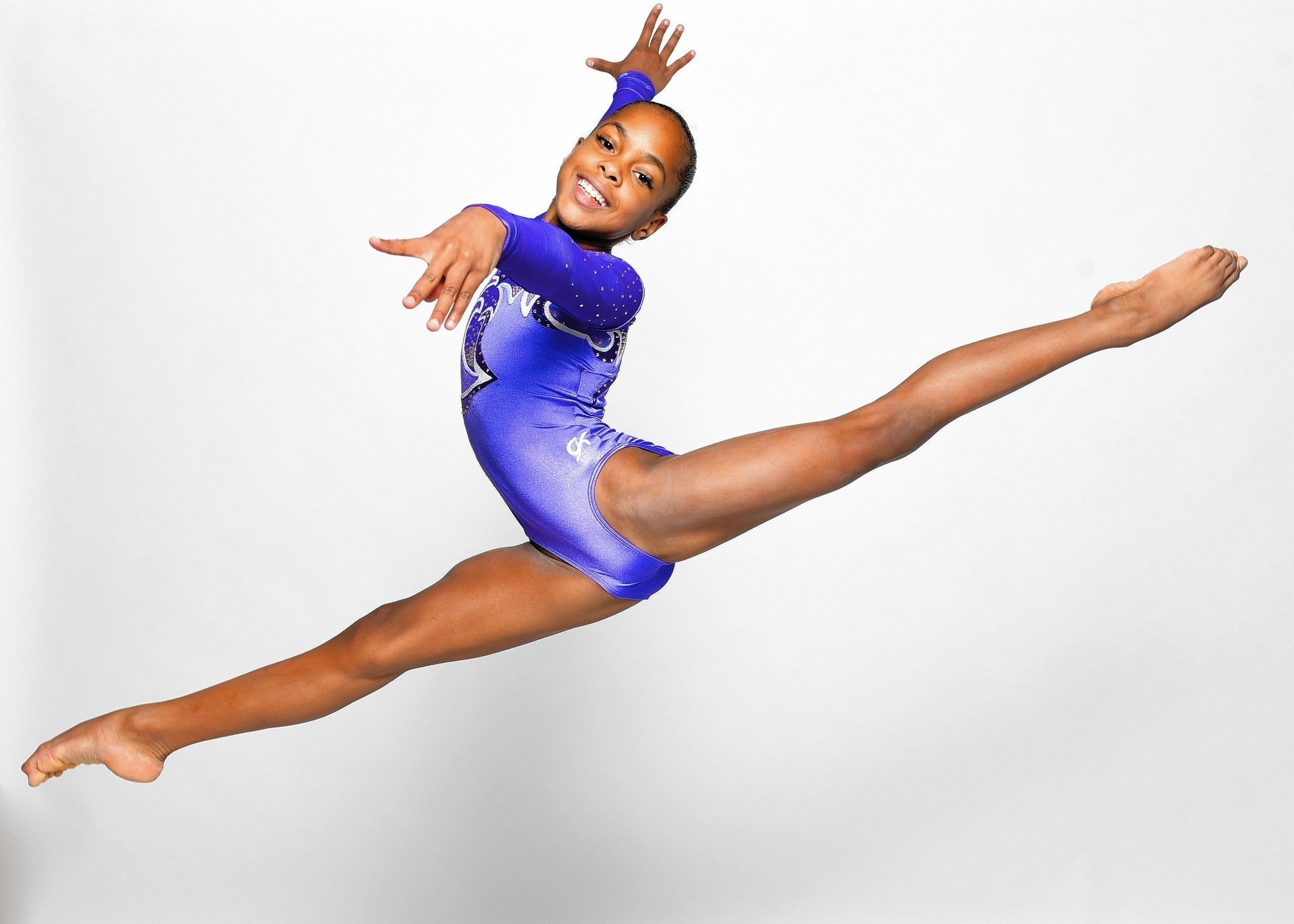 Gymnast Zoe Miller 10 Returns To Hartford For Hopes