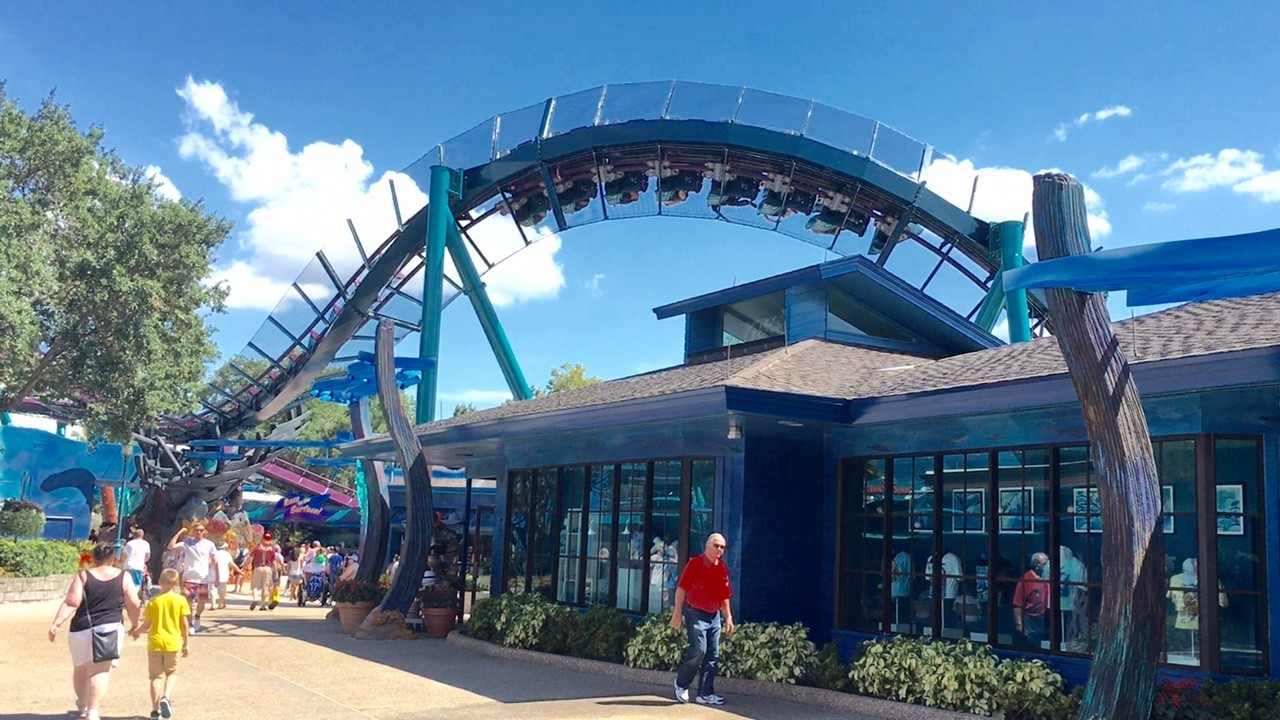 os seaworld mako coaster review 20160602 first ride seaworld's mako coaster delivers on air time orlando