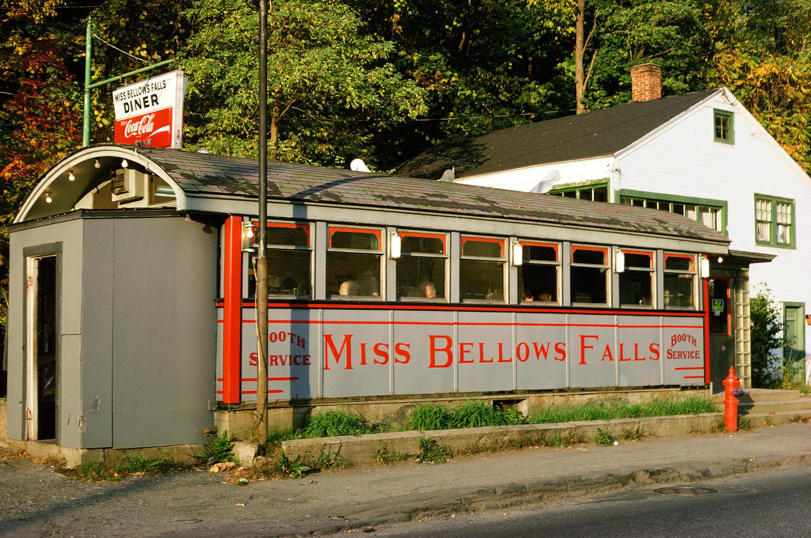 Miss Bellows Falls Diner, Bellows Falls, Vt.
