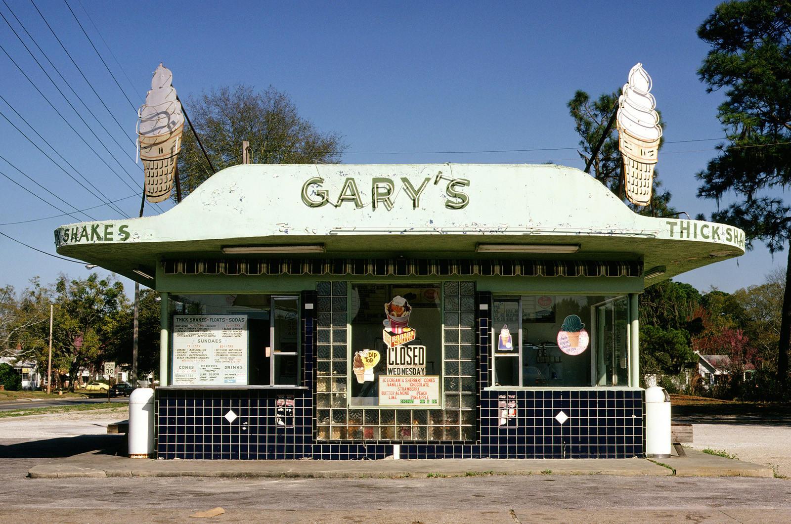 Gary's Thick Shakes, Jacksonville, Fla.