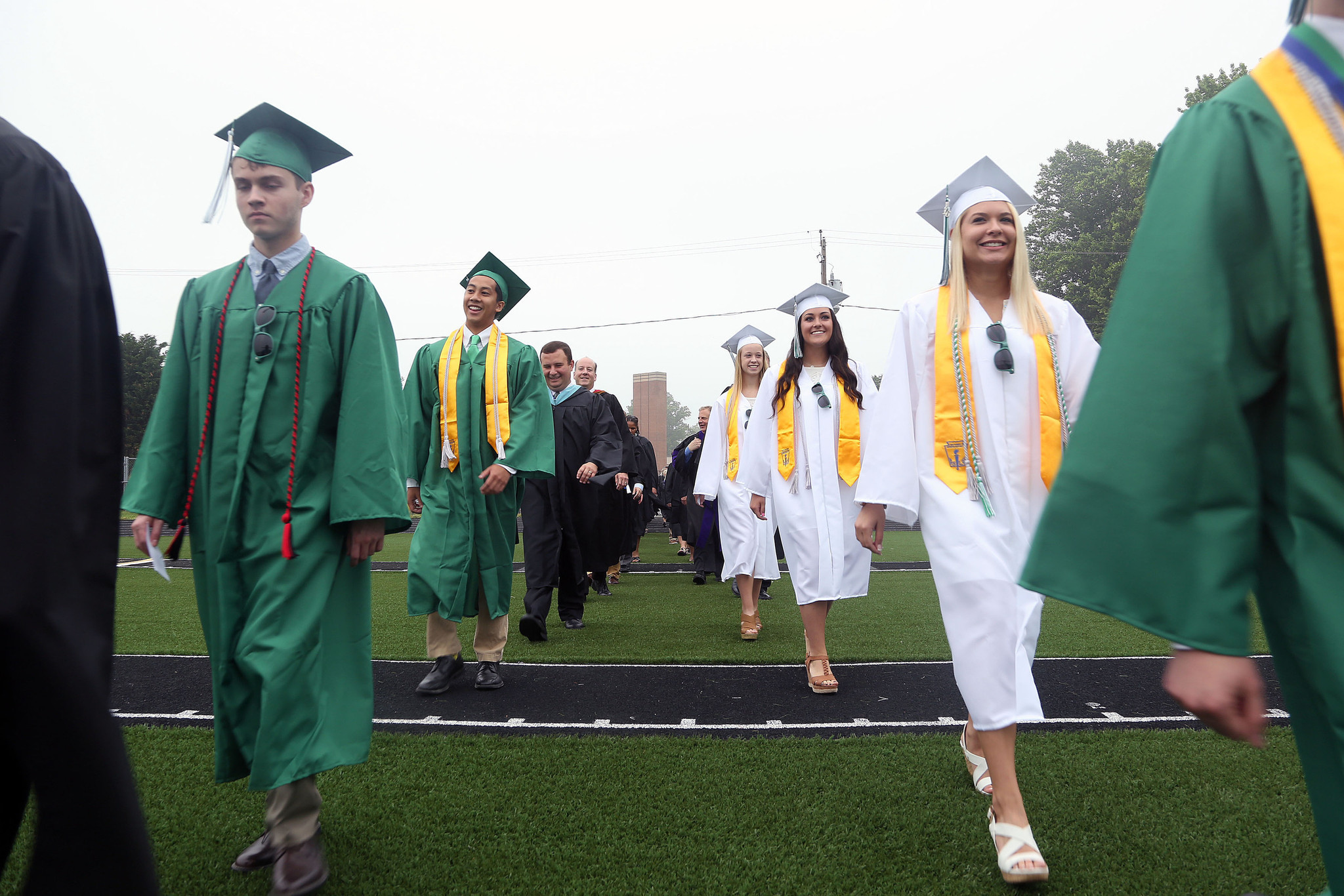 Arundel High School Class of 2016 graduation - Capital Gazette