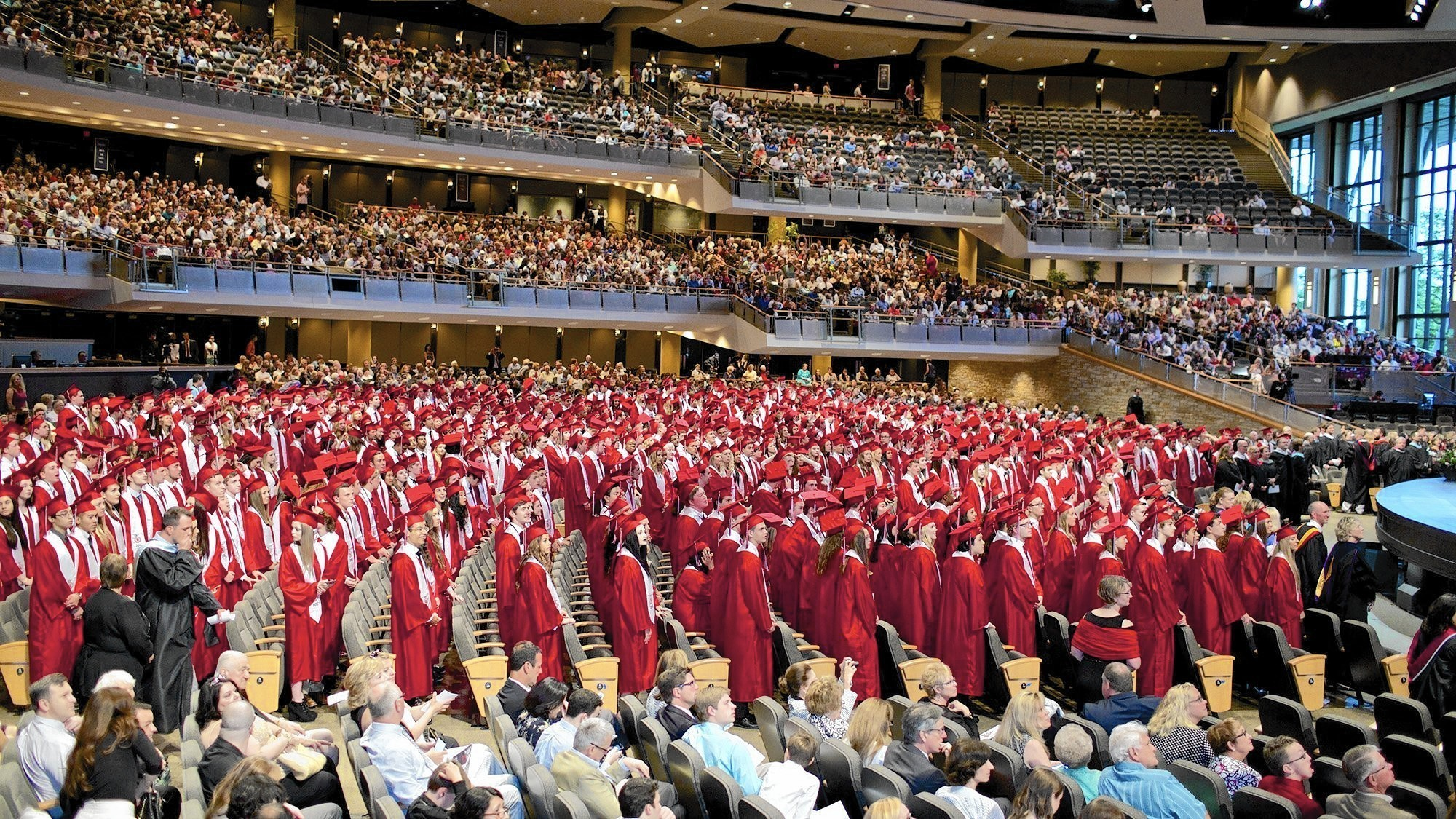 Barrington High School Class of 2016 graduates to the ...