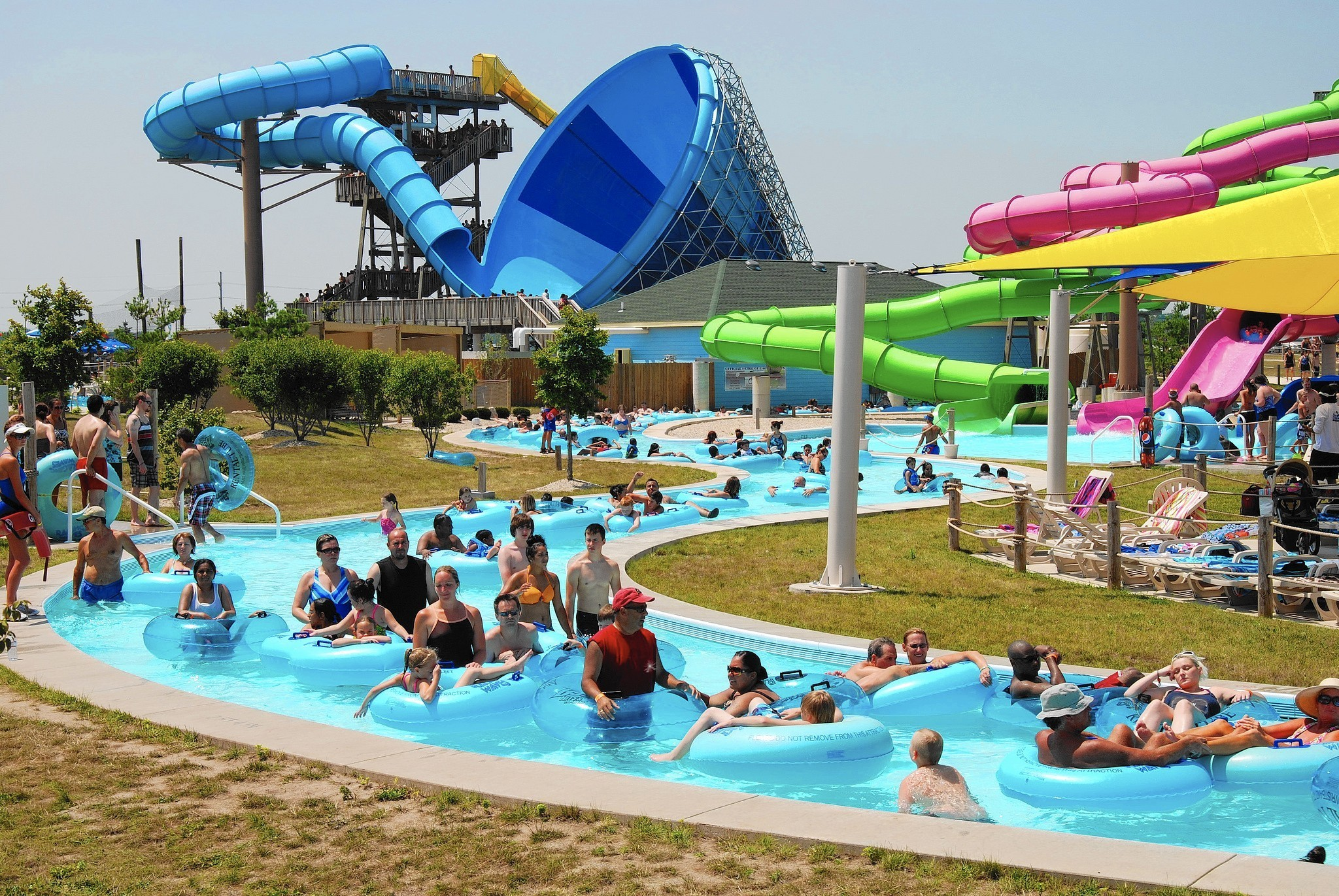 Water Parks Offer Fun In The Sun Aurora Beacon News