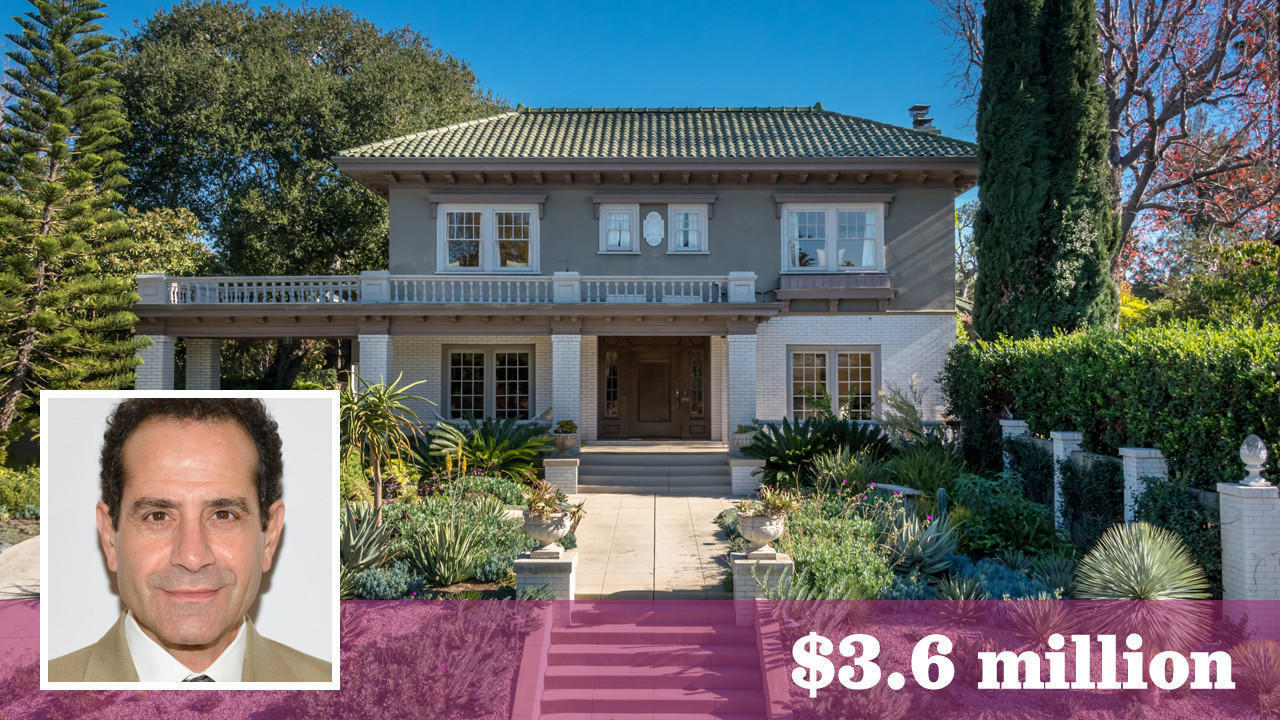 Monk Star Tony Shalhoub Catches A Buyer For His Windsor