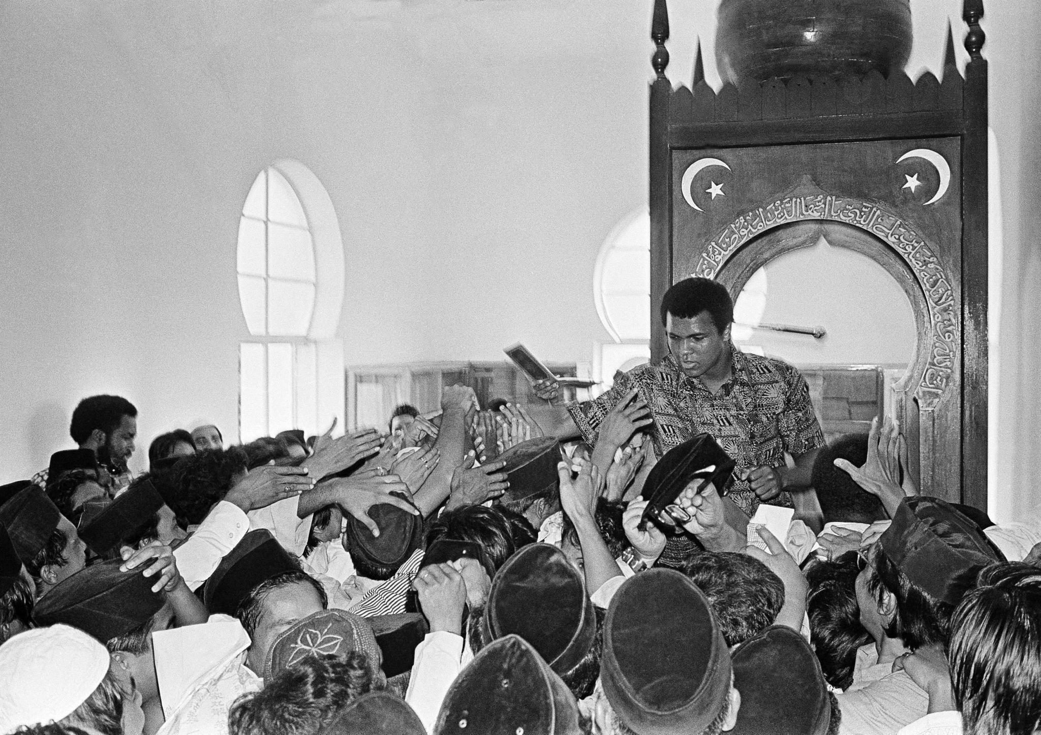 ali to be mourned with traditional muslim prayer service the