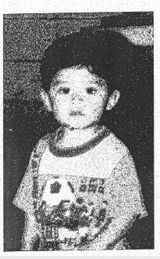 Steve Hernandez, in an undated photo -- the only photo his mother had of him since he was abducted.