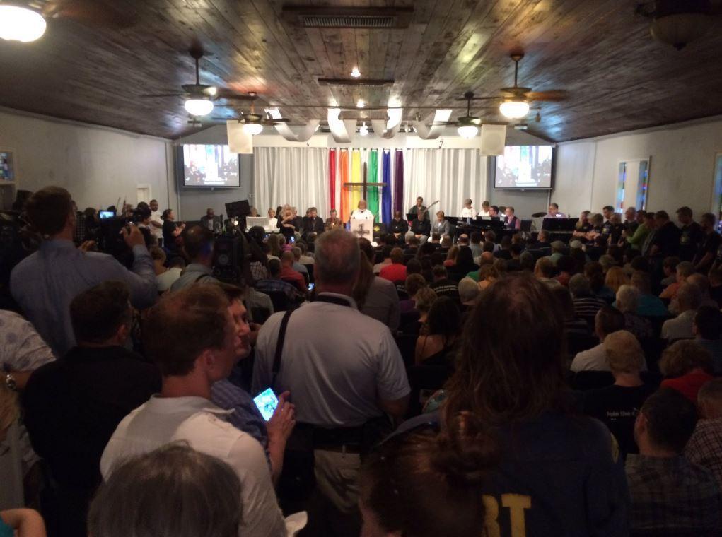 from Joziah gay churches orlando florida