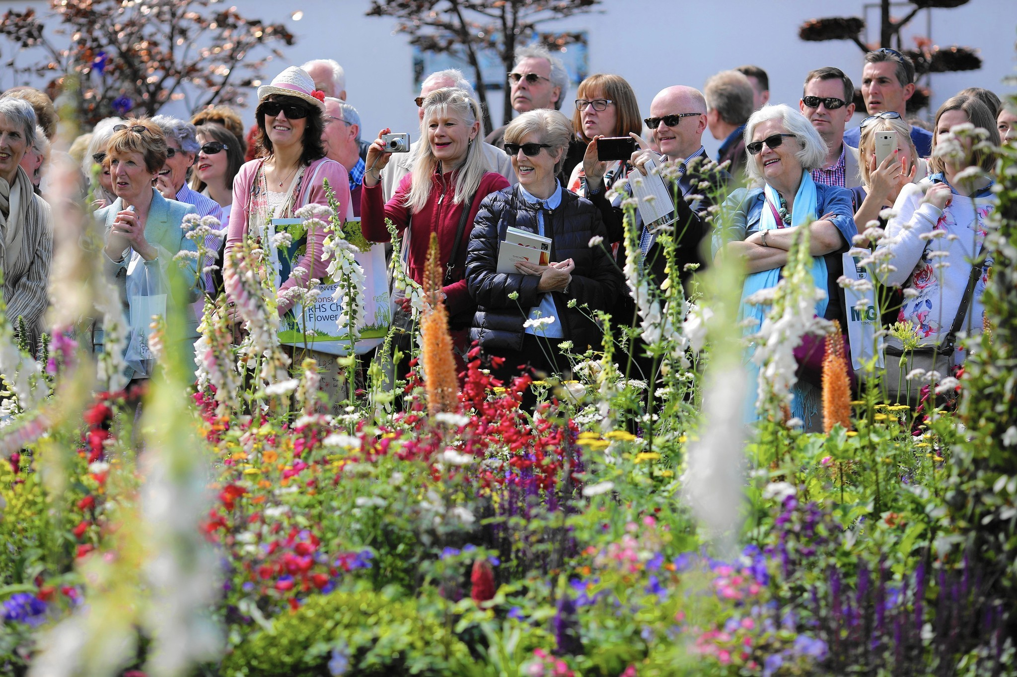Start planning now to see famous chelsea flower show in - Chicago flower and garden show 2017 ...