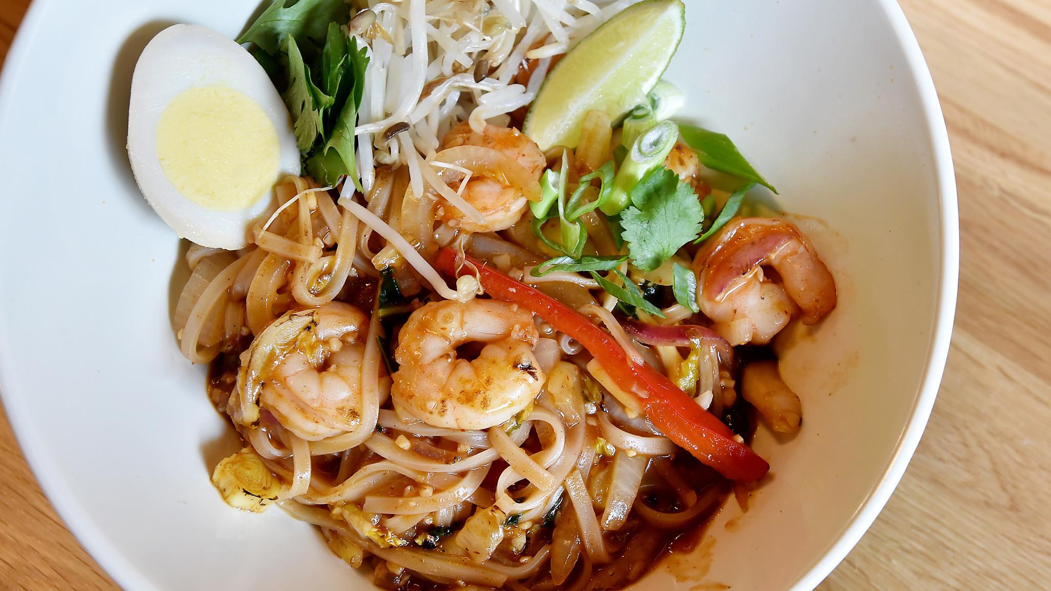 Wok Box Borrows From A Bevy Of Asian Cuisines Lehigh Valley