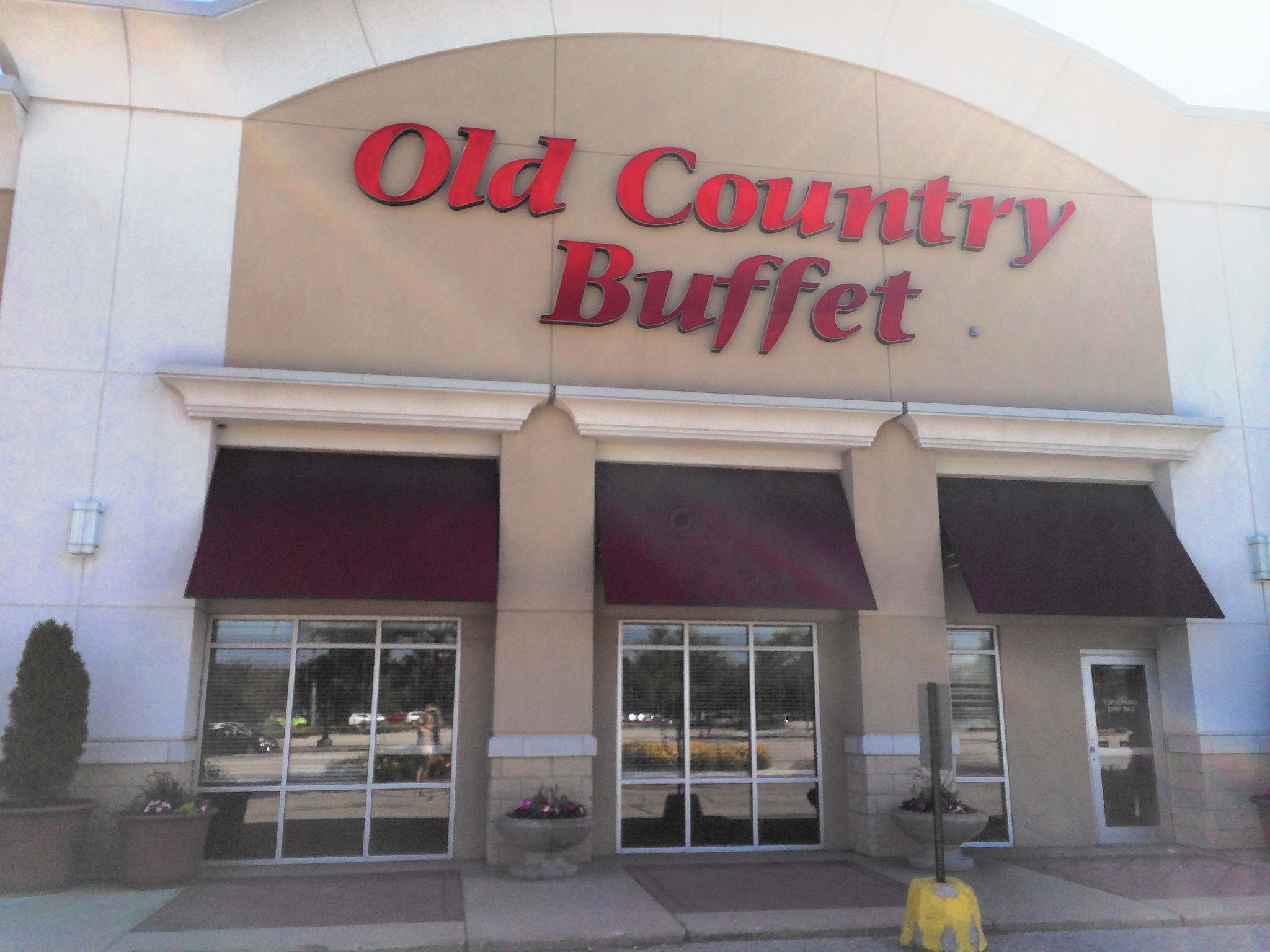 old country buffet restaurant in arlington heights abruptly rh chicagotribune com
