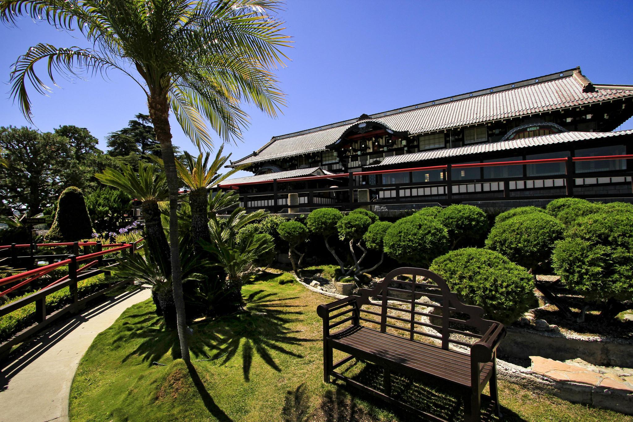 Yamashiro restaurant reopens with new operators - LA Times