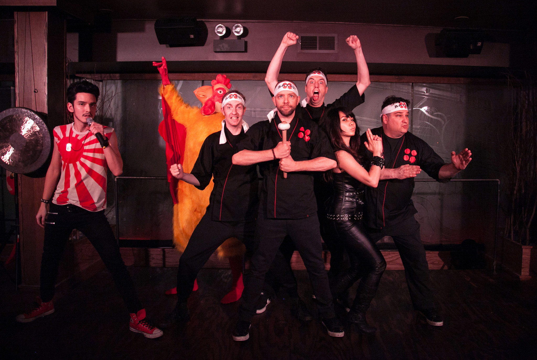 Batsu Gonzo Japanese Game Show Sets Up Shop In Chicago