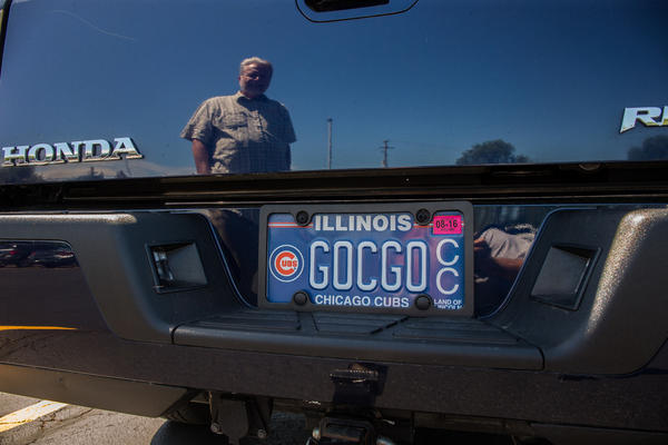 illinois drivers so vain, but not all plates get state ok - chicago