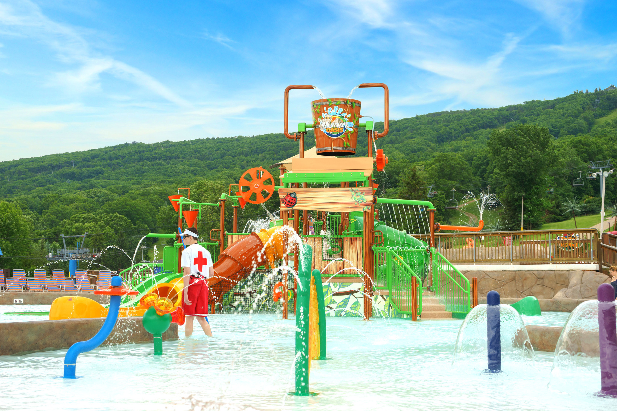 Camelbeach Unveils New Kids Zone To Open Alpine Slide In Summer The Morning Call