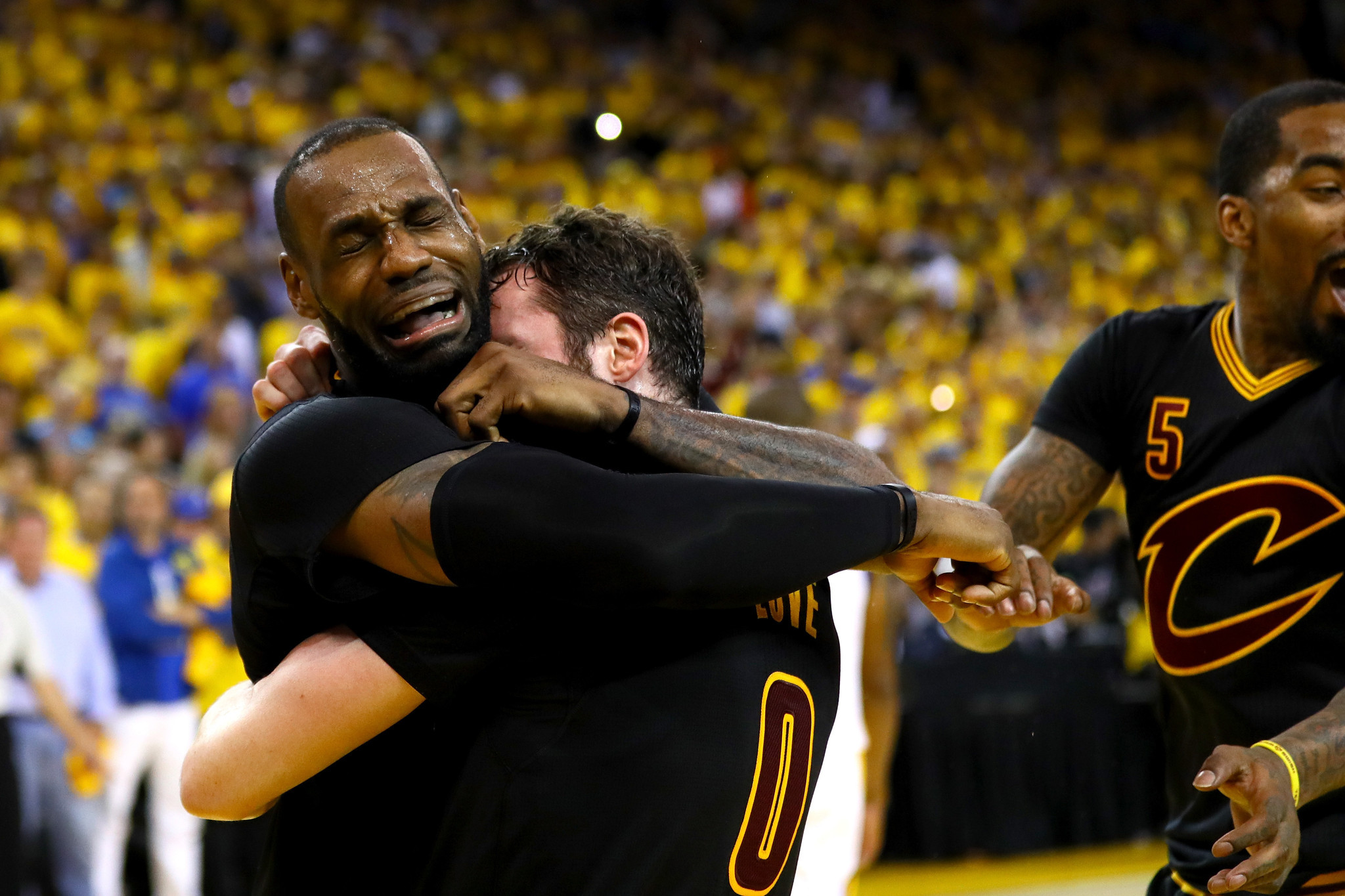 Game 7 draws top NBA Finals rating since Michael Jordan's ...