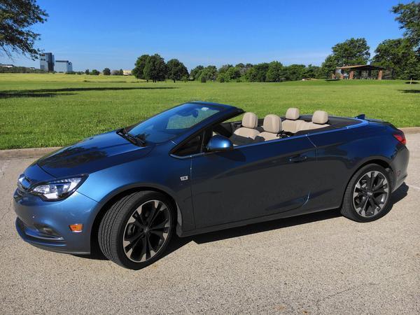 2016 Buick Cascada convertible could be cool if not for ...