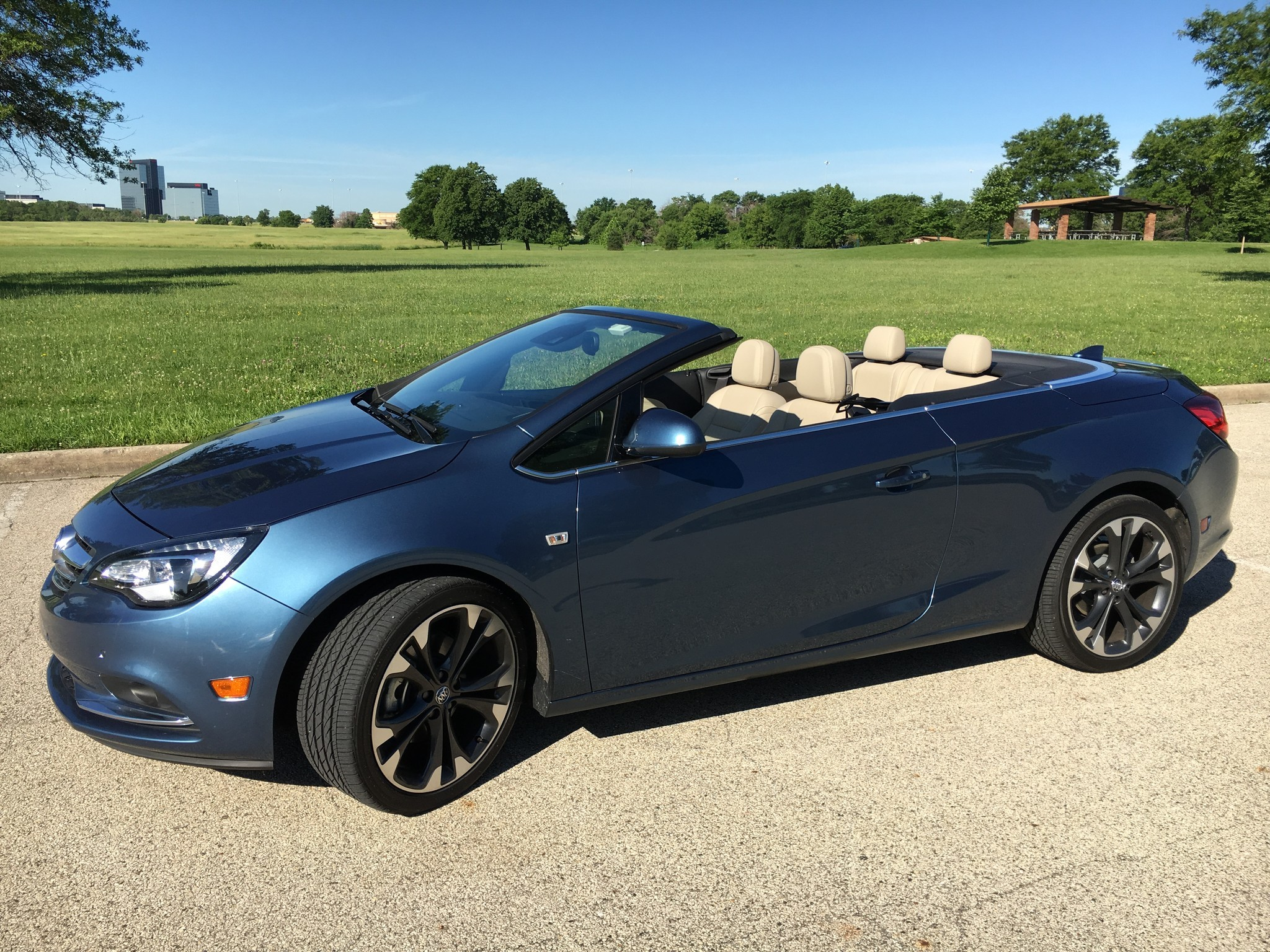 2016 Buick Cascada Convertible Could Be Cool If Not For The Controls