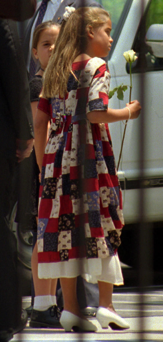 O.J. Simpson's daughter Sydney after the funeral for her mother, Nicole Brown Simpson.