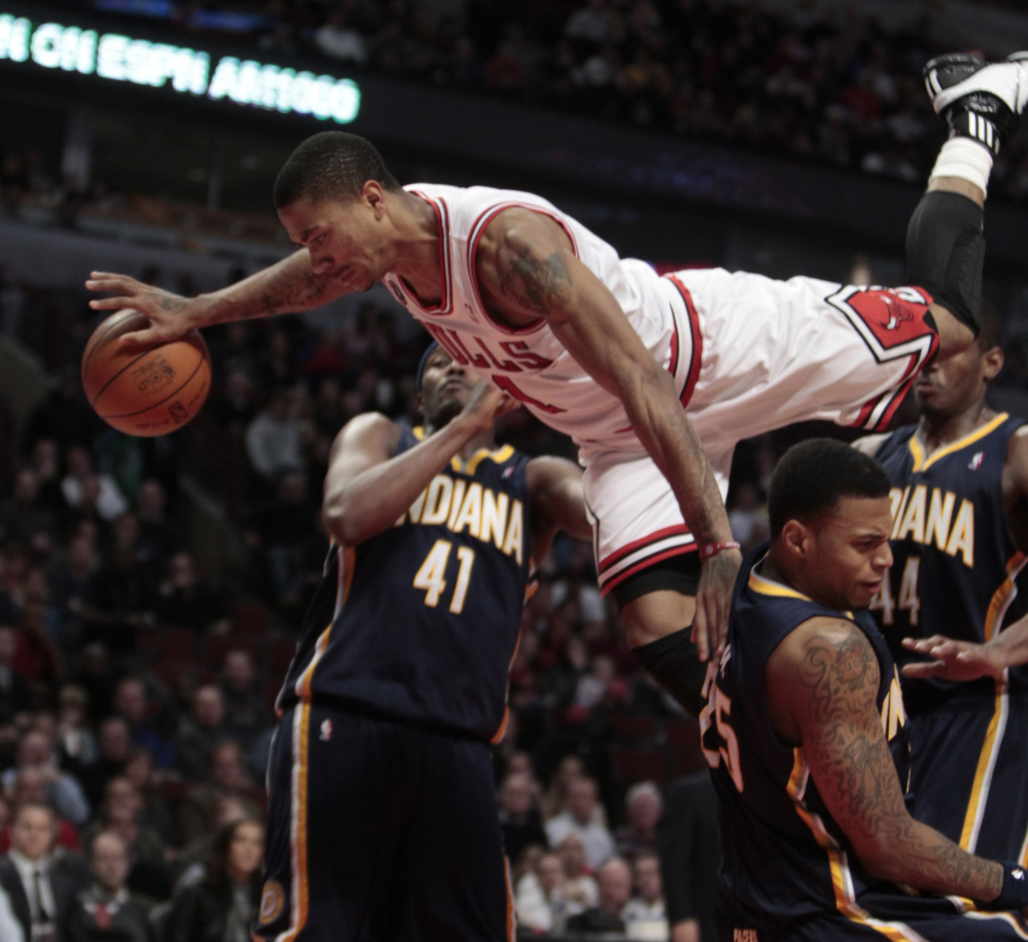 ddc6d2e8c1b Is the Derrick Rose story over in Chicago  - Chicago Tribune