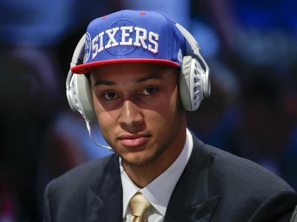 Ben Simmons: NBA Draft Results: Ben Simmons Goes First, Then The Lakers