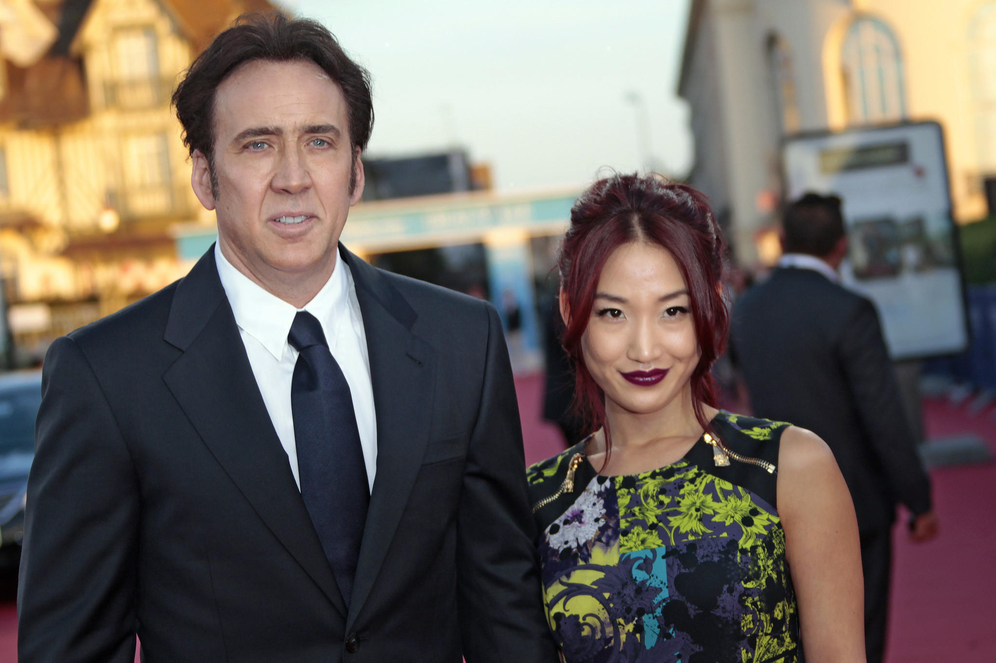 alice kim nicolas cage age difference in relationship