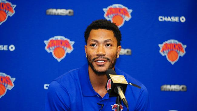 b7970348e53b It s been five years and three knee surgeries since Derrick Rose became the  youngest player to win an MVP. Even typing those words make it feel like it  was ...