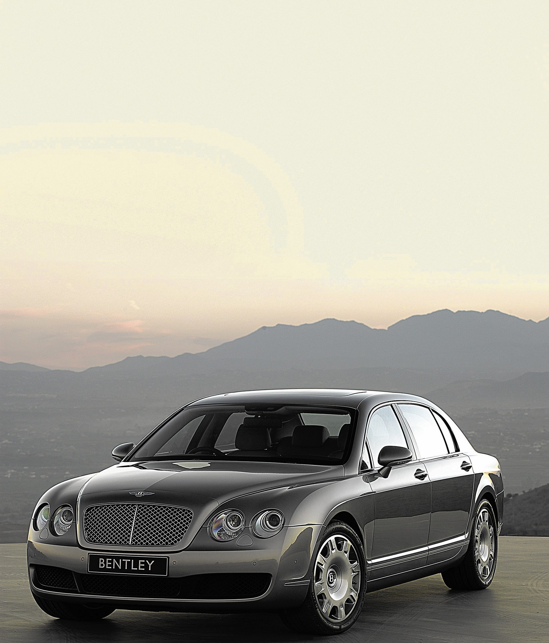 The Osbournes New Bentley Flying Spur: Poor AM Radio Reception Grounds Bentley Flying Spur Owner