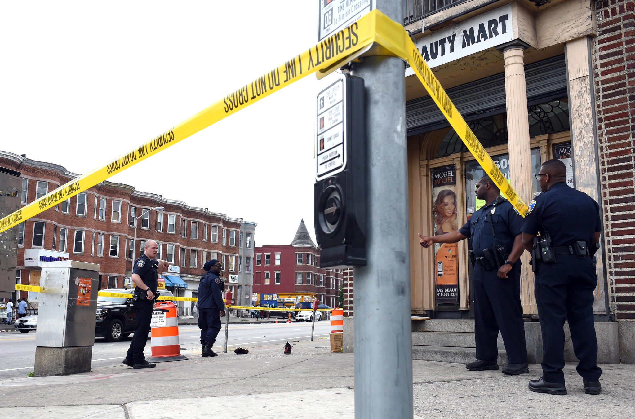 Baltimore led nation last year in homicide increase ...