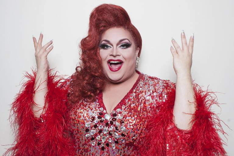 Ginger Minj sings thanks to Harvey Fierstein - Orlando Sentinel